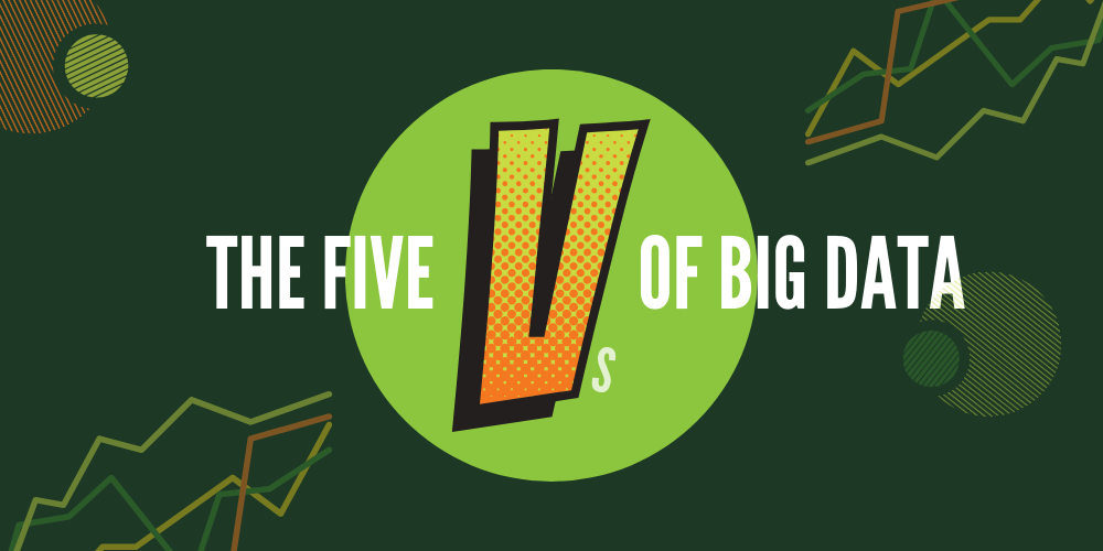 The five Vs of big data