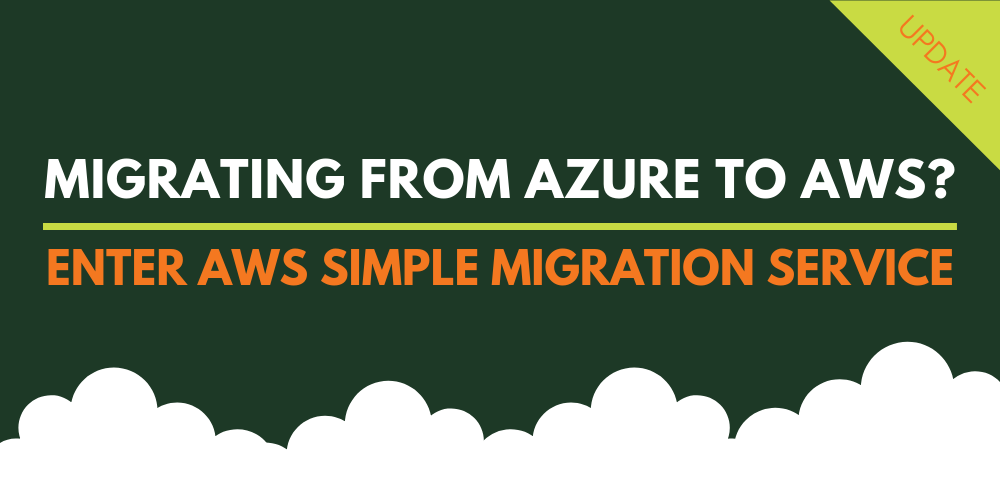 AWS Simple Migration Service