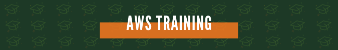Types of AWS certification training
